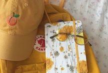 Y E L L O W / ✨all the yellow thing✨ ✨All of these are super cute✨
