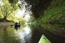 kayaking Wisconsin
