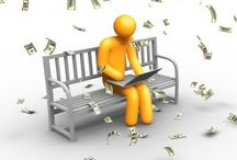 I�ve never thought that it�s possible to make enormous money staying at home! / by LoganReese Garcia