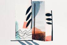 Abstract Aquarell & Ink