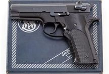 Beautiful Hand Gun Designs: The Smith & Wesson Model 59