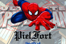 PielFort, The Official Marvel Comics iPad & iPhone Cases & Photo Albums / PielFort presents the Official & Exclusive Marvel Comics Photo Albums, inclunding; Spider-Man, IronMan, Hulk, Thor, Captain America, Nick Fury, The Avengers, Wolverine and more.