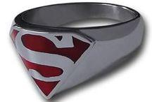 Superhero Rings