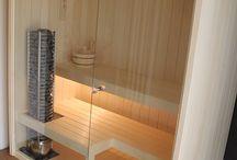 Sauna/ Bathroom