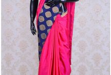 BLENDED DESIGNER SAREE