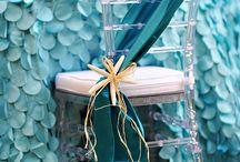 Wedding chairs \ Стулья на свадьбе