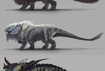 concept creatures
