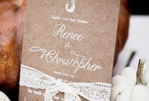 Wedding Invitations / by Sherry Anderson