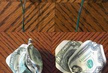 pénzhajtogatás