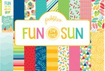 Fun in the Sun Collection / Released Spring 2015 / by Pebbles Inc.