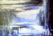 Gianluigi Pescio: Paesaggio in dissolvenza / Opere