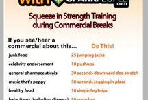 Ways to 5 minutes exercise