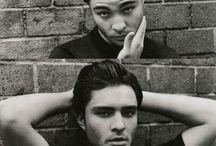 My Men. / by Lindsay M
