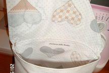 Pochette Borsine Porta cosmético