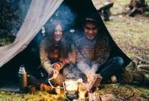 Camping /  Pinterest: @kardelenezgi
