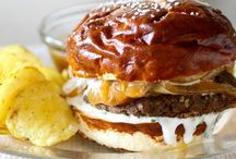 Burger Love / Recipes for my favorite summertime food - burgers!