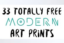 Art Printables