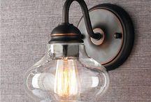 DIY Lighting indoors