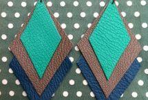Bijoux en cuir