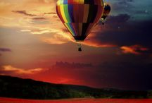 Up, Up and away / by Myrna Quinones Freeman