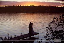 NH Lakes Region Wedding