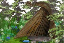 KW garden inspiration - north garden