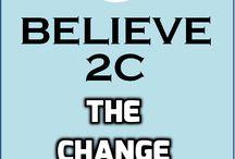 Believe2C / Believe quotes creation conscious consciousness Believe2C Believing is Seeing - ConsciousCreation Gratitude