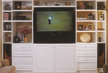 Entertainment center / by Jessica Ayscue