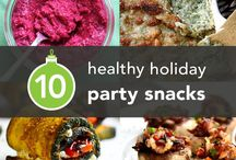 Holiday Recipe Ideas / Recipes and inspiration to make entertaining family and friends over the holiday season easy and fun!