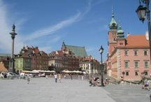 Warsaw / In Capital of Poland are many interesting place to visit. See the old town, palace of culture and many others!