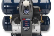 Air Compressors for the Home and Garage