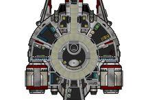 Ship layouts