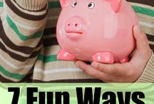 Kids & Money / by The Frugal Toad