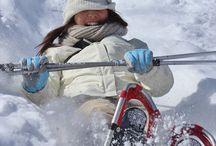 冬レジャー Winter Sports