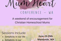 Mum Heart  Aust.