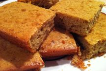 Paleo breads and deserts!