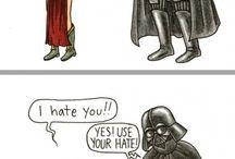Star wars!!! / by Patrick Jester