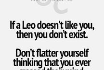 Just a Leo / by Lola Randich