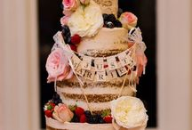 Pinspiration - Spring 2015 Cake Trends / This year is all about the flowers, textures, and candies!