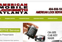 24 Hour Locksmith In Alanta / American Locksmith Atlanta is proud to provide locksmith services for the entire Atlanta Metro Community, our friends, and neighbors! Whether you are in need of residential, automotive, commercial or emergency locksmith services, Atlanta Locksmith USA is ready when you need us the most.