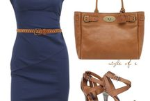 Navy Blue / Fashion/Footwear/Accessories in Navy Blue