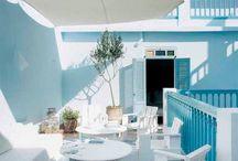 terrace space / インテリアが素敵なテラススペース