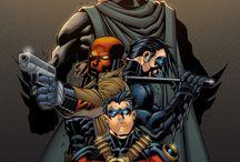 Teen Titans &YJ League etc.......... / SUPER HEROES