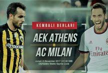 Prediksi AEK Athens vs AC Milan