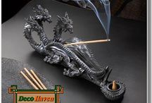 Incense And Oil Warmers 1 / Everything to make your home more fragrant!