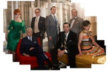 Mad Men / by Leigh La Loo