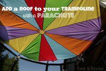 Callum trampoline