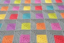 Knitted Rugs & Blankets