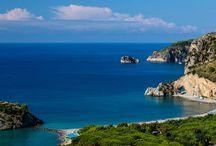 Villaggio Camping Le Ninfe del Mare / Un universo di emozioni a due passi da un mare d'incanto tra Palinuro e Marina di Camerota, nel Parco Nazionale del Cilento.