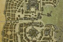 Karten - Städte